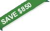save $1350
