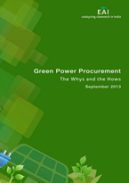 Green Power Procurement – The Whys and the Hows