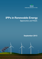 IPPs in Renewable Energy - Opportunities and Pitfalls