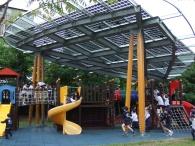 Solar-roof-childrens-playground-taipei