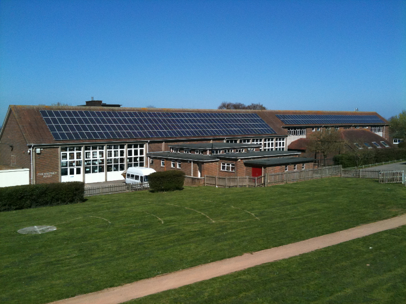 Rooftop Solar Panels On Schools A Tour Of Worldwide
